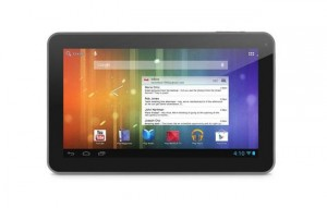 Ematic Genesis Prime XL 10-inch tablet runs Android 4.1