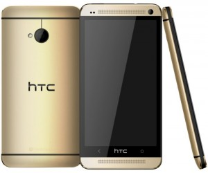 Gold HTC One Appears On Online Store