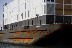 Google Barge To Be Used To Teach People About Technology