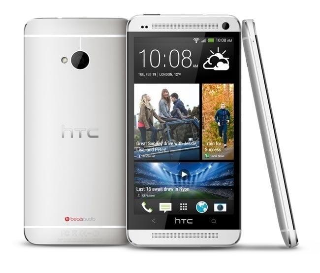 UK HTC One