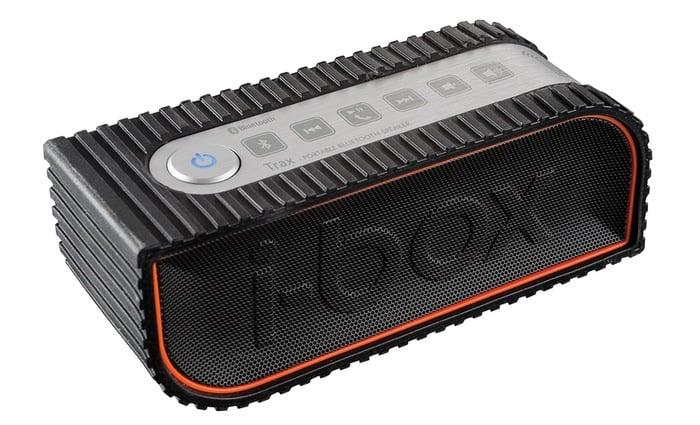i-box Trax bluetooth speaker