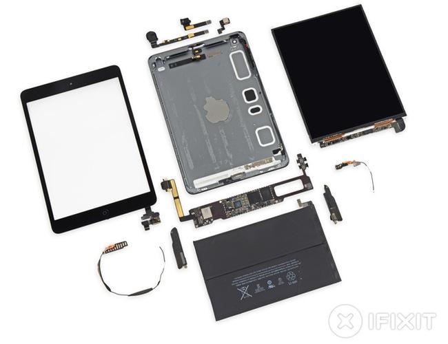 iPad Mini Retina Display Teardown