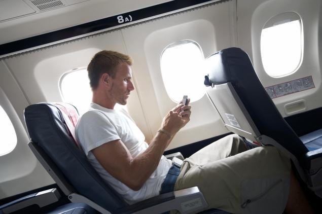 in-flight calls