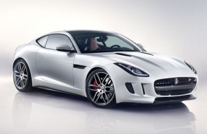 Jaguar F-Type R Coupe Announced (Video)