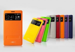 Lenovo Vibe Z Snapdragon 800 Powered Smartphone Announced