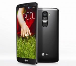 Verizon LG G2 Available for Free With A Two-Year Agreement