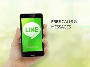 Line Messaging App Hits 300 Million Users