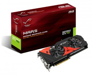 Asus Mars 760 video card launches packing dual NVIDIA GTX 760