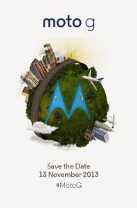 Motorola Moto G Turns Up On Amazon For £160