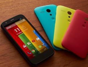 Dual Sim Motorola Moto G Appears At The FCC