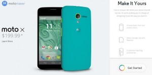Motorola Moto Maker Now Available From Major US Carriers