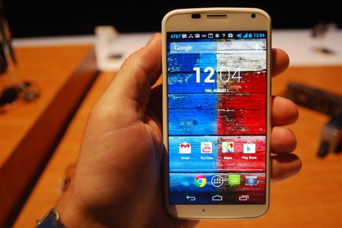 T-Mobile Moto X