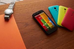 Motorola Moto G More Details and Photos