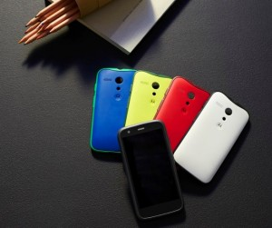 Moto G Up For Pre-order In The UK For £160