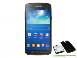 Mugen 5500 mAh Internal Battery for Samsung Galaxy S4 Active Ships November 22