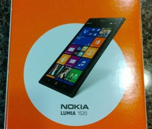 Nokia Lumia 1520 Sold To A Customer Ahead of Its Official Launch