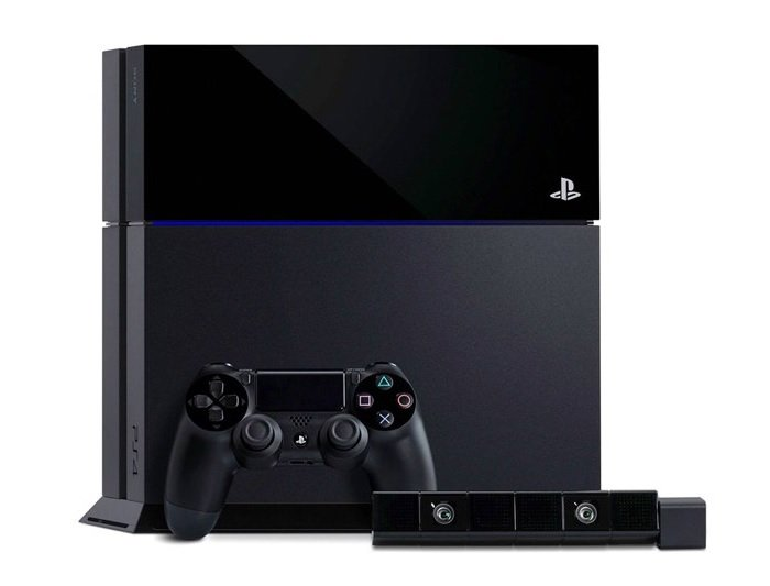 Playstation 4 Blue Light