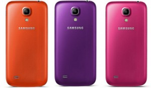 Pink, Orange And Purple Samsung Galaxy S4 Mini Launched In The UK