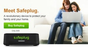 Safeplug Creates Anonymous Surfing Environment for Those Concerned With Privacy