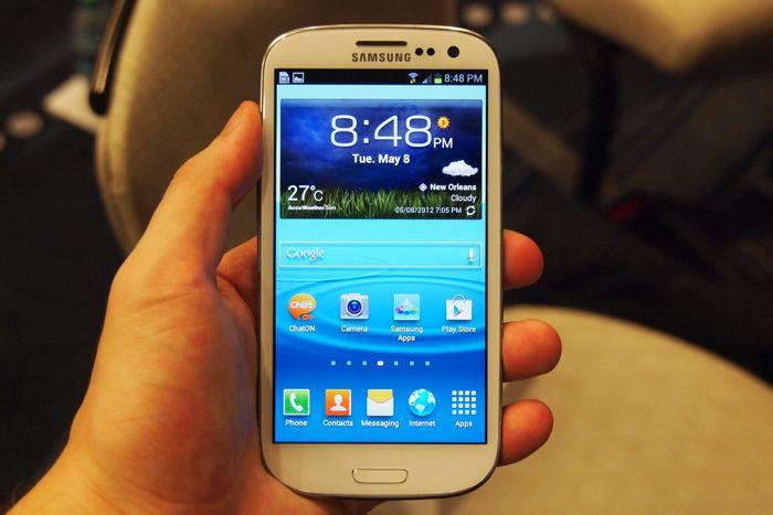 AT&T Samsung Galaxy S3 Android 4.3