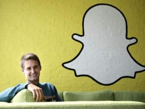 Snapchat Users Upload More Photos Than Facebook