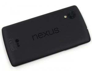 Black 16GB Google Nexus 5 Sold Out In The US