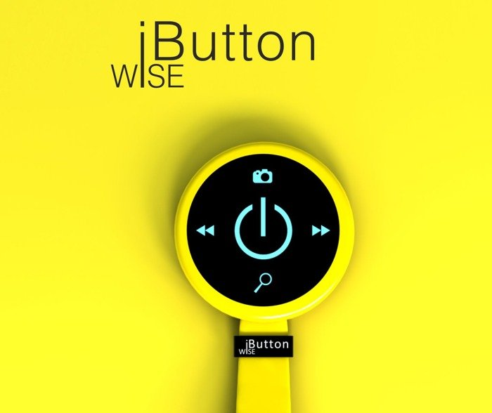 The Wise Button, The Universal Remote For Your Smartphone Or Tablet (Video)
