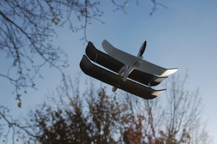 TobyRich iPhone Controlled SmartPlane (Video)