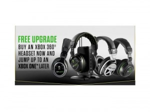 Turtle Beach Xbox One Headset Upgrade Program