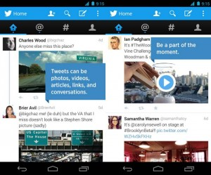 Updated Twitter For iOS And Android Brings New Search Features