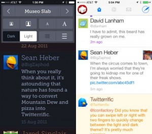 Twitterrific 5 Gets A New Design And Features