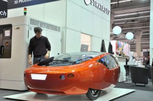Urbee 2 3D Printed Car To Cross The US And Get 290 MPG (Video)