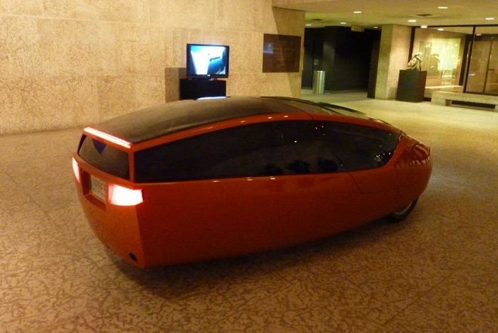 Urbee 2 3D Printed Car