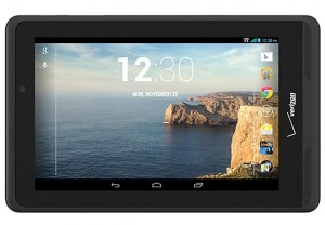 Verizon Ellipsis Tablet Specifications Revealed