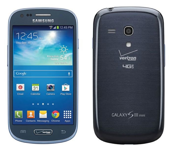 Verizon galaxy S3 Mini