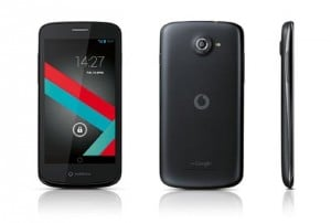 Vodafone Smart 4G Launched In Europe