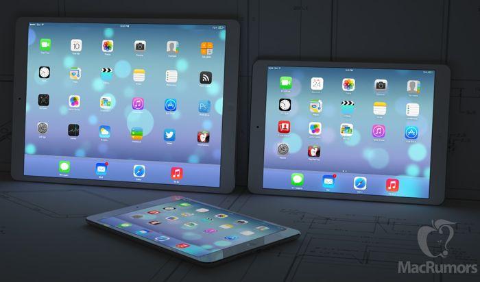 12.9 inch iPad
