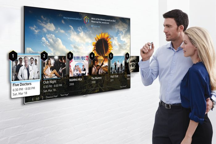 2014 Samsung Smart TVs