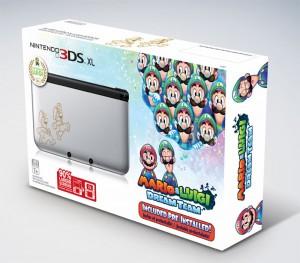 Nintendo Unveils New 3DS XL Mario & Luigi Dream Team Bundle