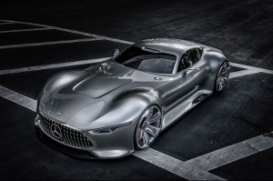 How The Mercedes Benz AMG Vision GT Was Designed (Video)
