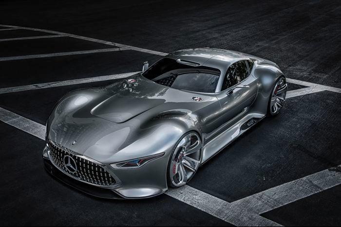 AMG Vision GT