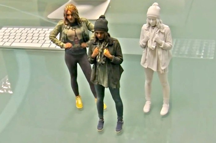 ASDA 3D Printing Service Offering 3D Printed Mini Models ...