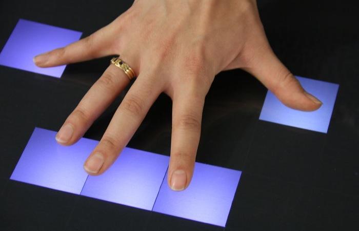 Ardunio Infrared Touchscreen Music Controller