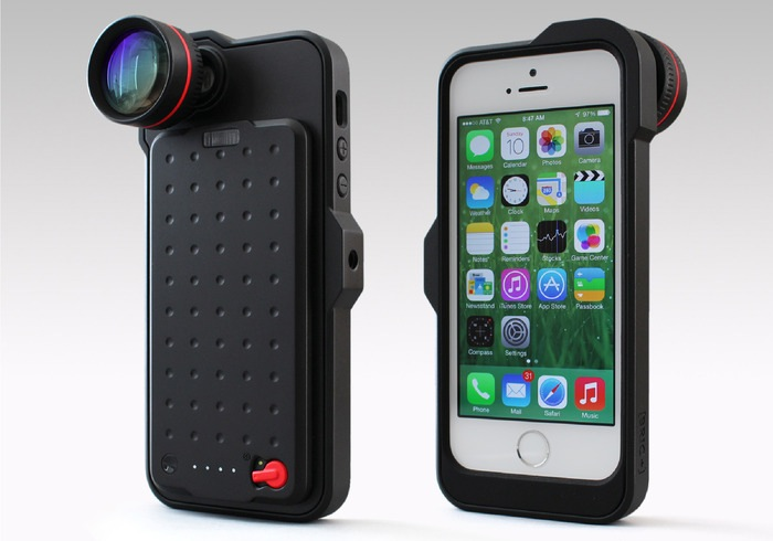 BRIC iPhone Battery Case