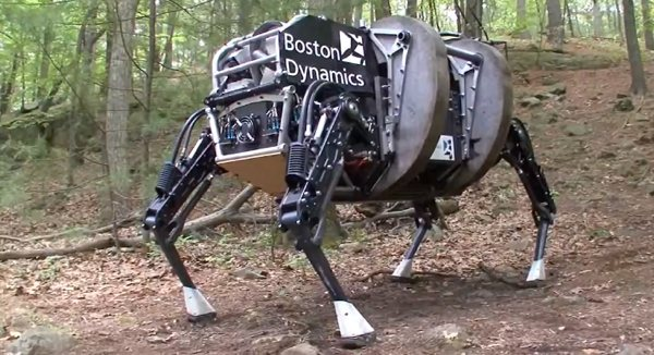 Boston Dynamics Google