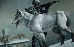 Call of Duty Wolf Skin DLC Launches Today (video)