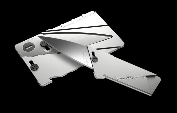 Cardsharp Metal