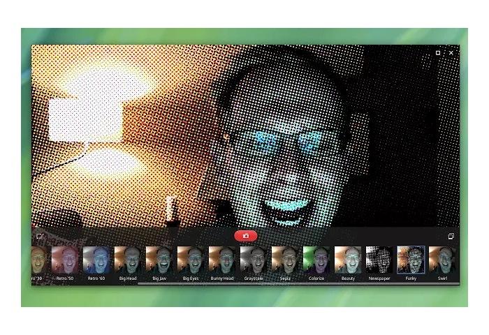Chrome OS Camera App