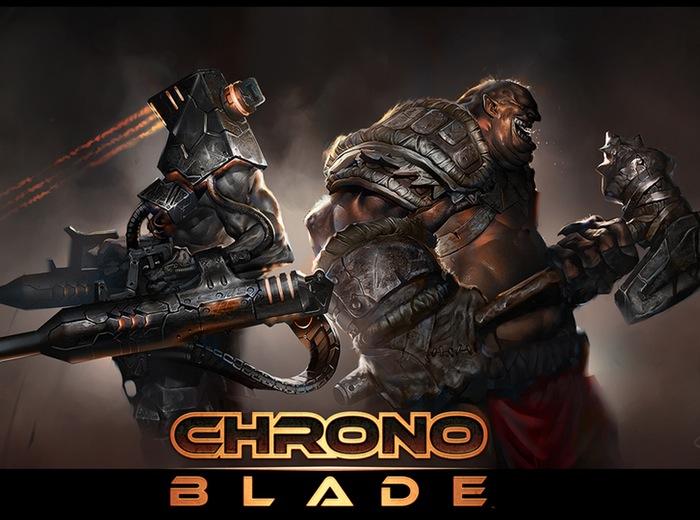 ChronoBlade MMO