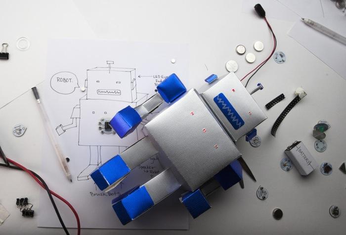Circuit Scribe Rollerball Pen